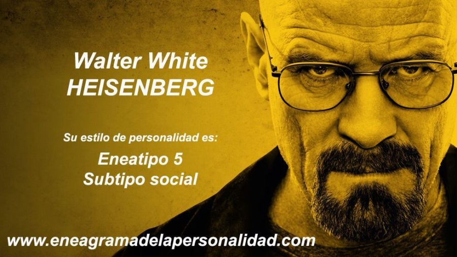 breaking bad eneagrama eneatipo