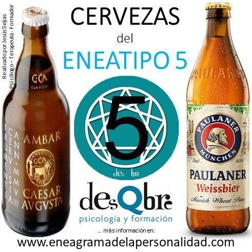 eneatipo 5 cervezas