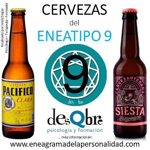 eneatipo 9 cervezas