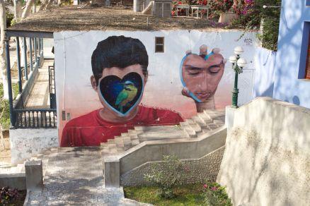 Graffiti Barranco