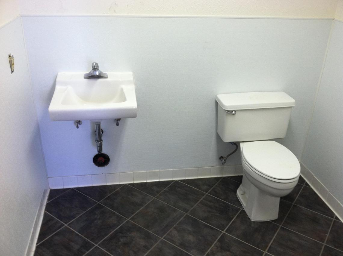 Image Result For How To Tile A Bathroom Floor Around A Toilet