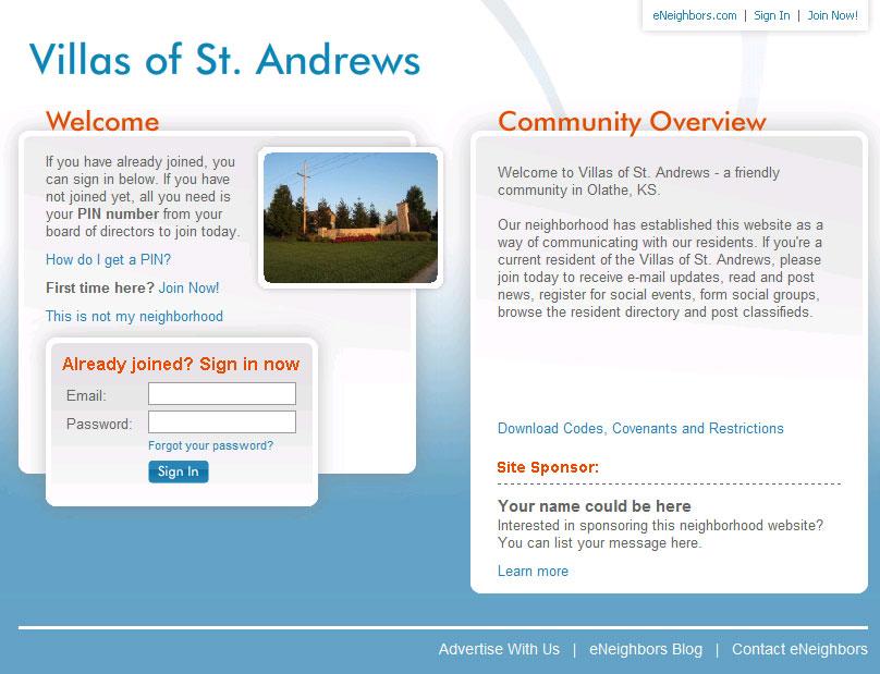 Villas of St. Andrews