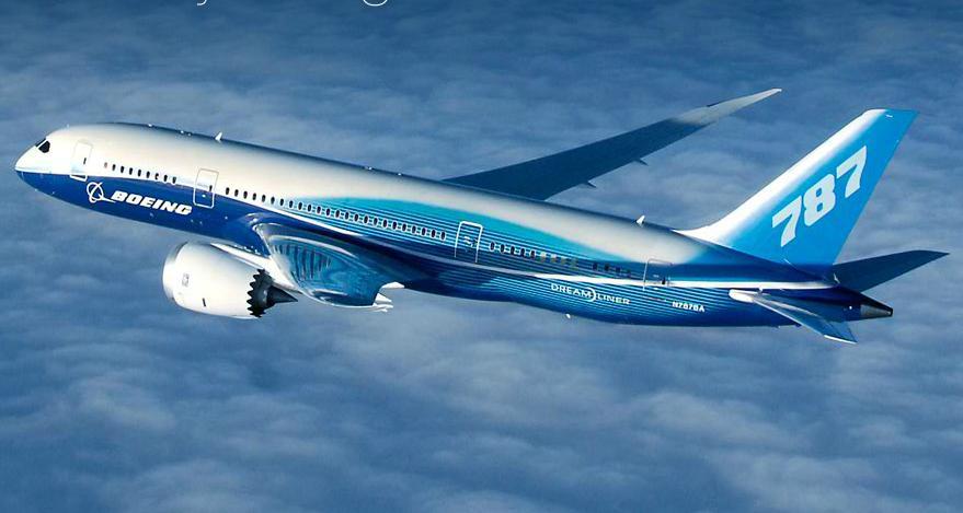El 787 es considerado el avión más moderno del mundo. SIn embargo su tecnología tiene casi 15 años.