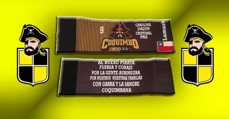 Columna de Coquimbo: Arenga de capitán