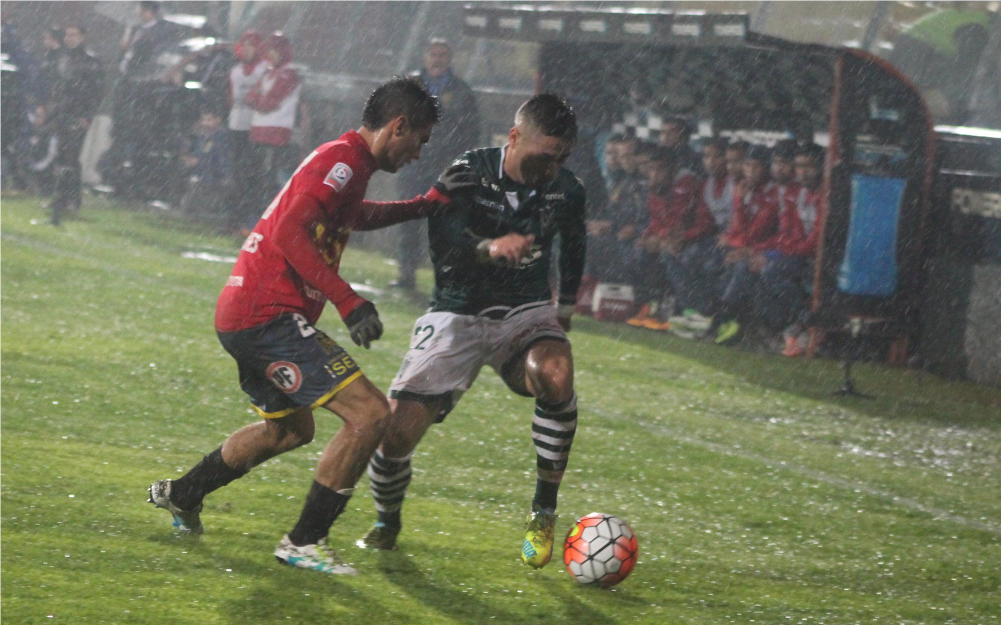 Galería de fotos: Unión Española vs Santiago Wanderers