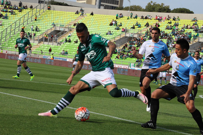 Galería de fotos: Santiago Wanderers vs Deportes Antofagasta
