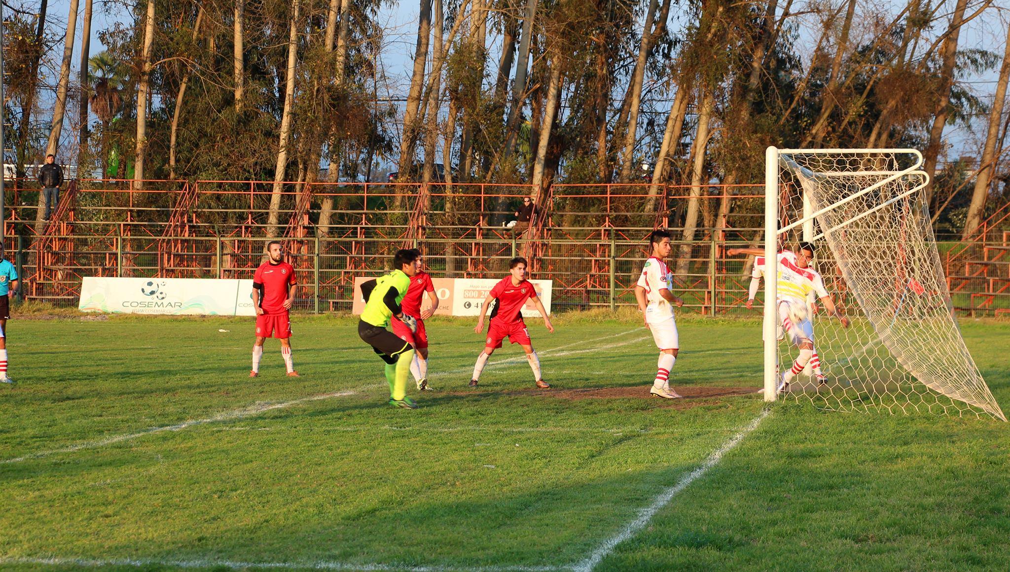 Deportes Limache volvió al triunfo con nuevo entrenador