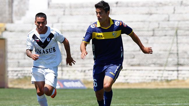 Christian Martínez defenderá a Deportes Melipilla en la Segunda División