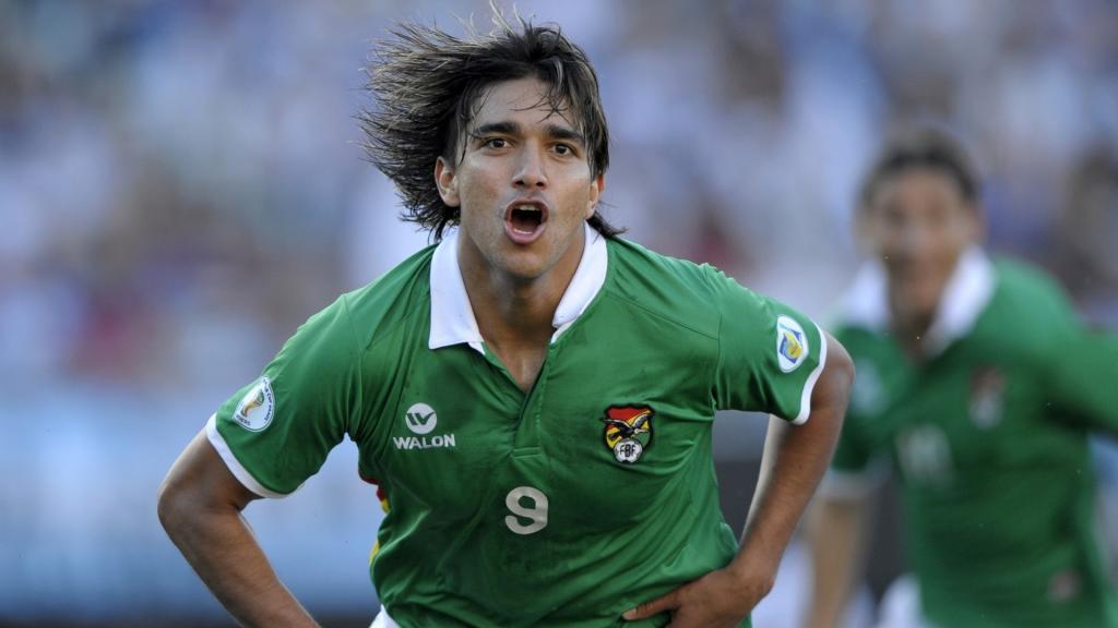 Marcelo Moreno Martins vuelve a la selección de Bolivia para enfrentar a Chile