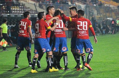 Unión Española dio el primer golpe en Copa Chile