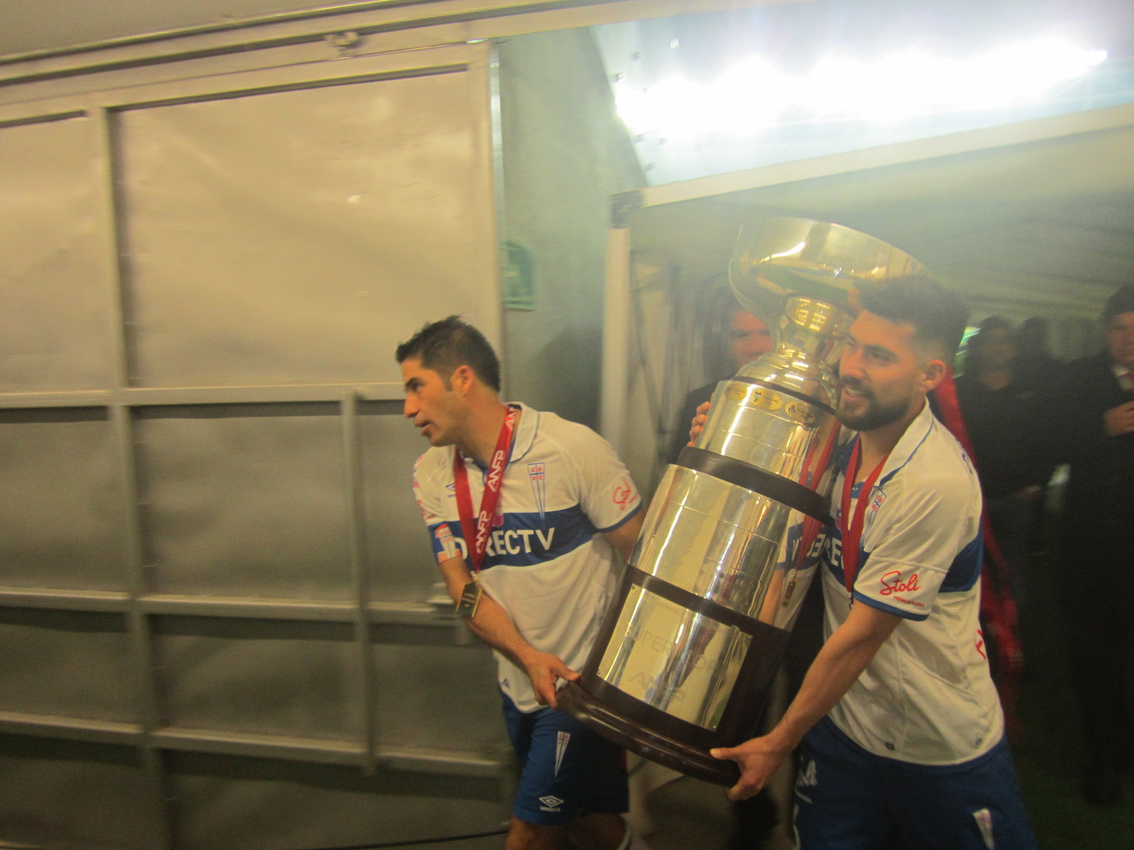 Universidad Católica es el supercampeón del fútbol chileno