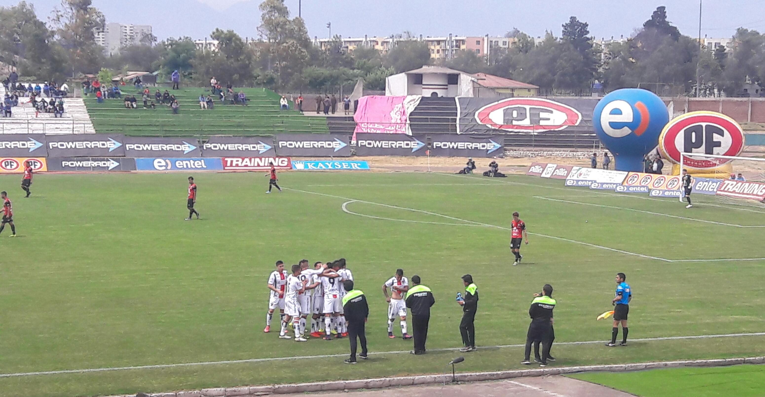 Palestino aplastó a Deportes Antofagasta con un inspirado Leandro Benegas