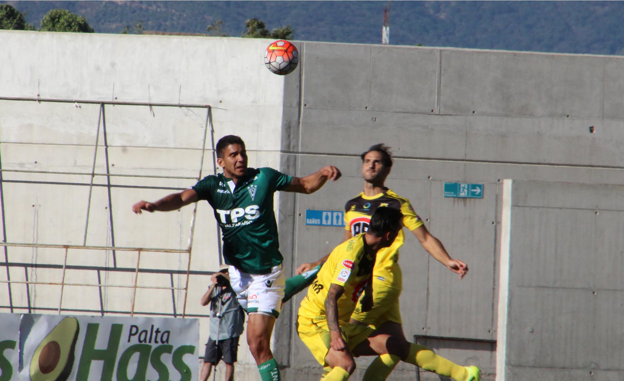 Galería de fotos: San Luis vs. Santiago Wanderers