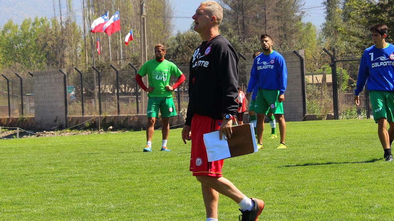 Christian Lovrincevich se despidió de Unión San Felipe a través de Twitter