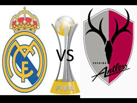 Finalizado: Real Madrid 4-2 Kashima Antlers