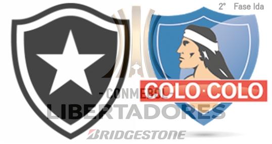 Finalizado: Botafogo 2-1 Colocolo