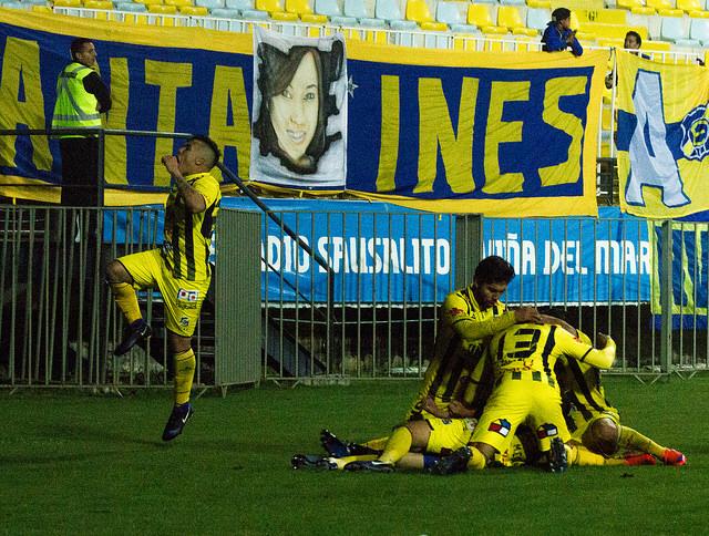 Galería de fotos: Everton 2-0 Universidad de Concepción
