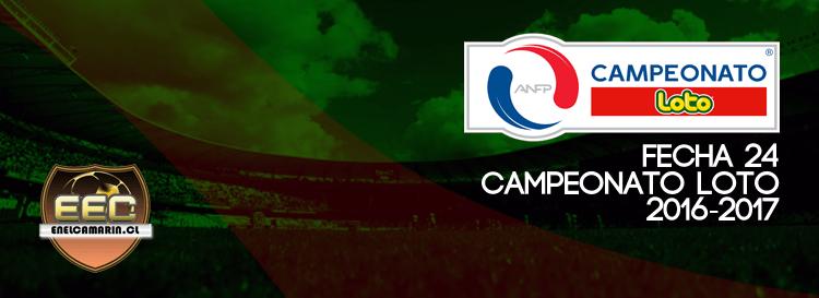 Finalizado: Coquimbo Unido 1-0 Dep. La Serena