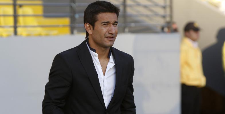 Víctor Rivero renunció en el entretiempo del partido frente a Puerto Montt