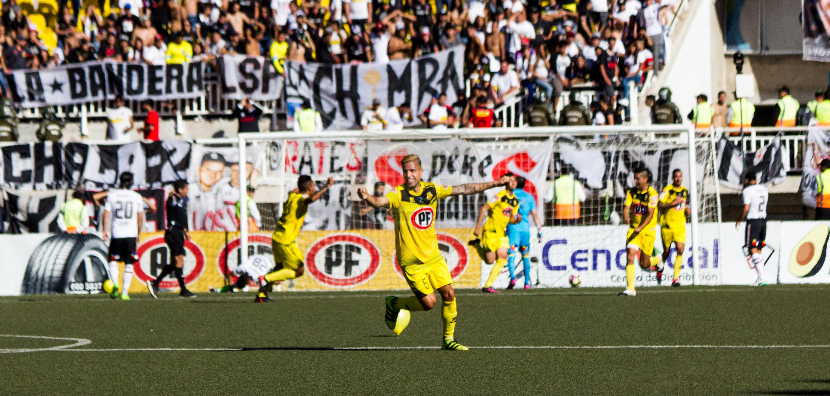 San Luis llena de dudas a Colo-Colo y se salva del descenso