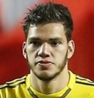 23. Ederson Moraes