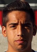 15. Sebastián Valencia (Sub 20)
