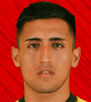 Matías Zamora Olivares (Sub-20)