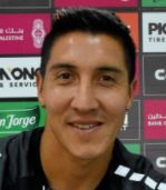 17. Cristián Suárez