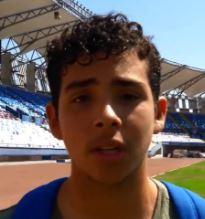 30. Juan Cisternas (Sub 21)