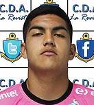 25. Nicolás Araya