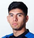 17. Nicolás Baeza
