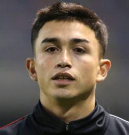 23. Vicente Ramírez (Sub 21)