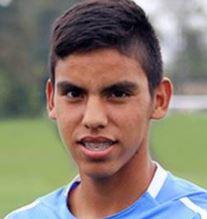 21. Yerko González (Sub 20)