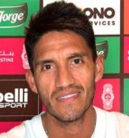 2. Pablo Alvarado (ARG)