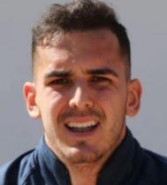 19. Luis Haquín (BOL)