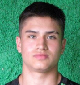 32. Sebastián Salazar (Sub 21)