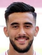 15. Nicolás González