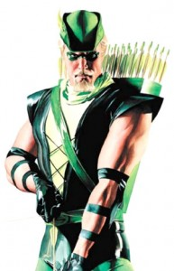 Green Arrow por Alex Ross