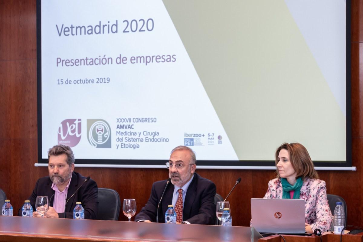 Presentación para empresas de Vetmadrid 2020