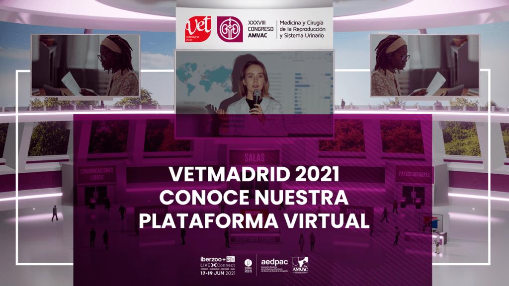 Vetmadrid 2021: la plataforma virtual