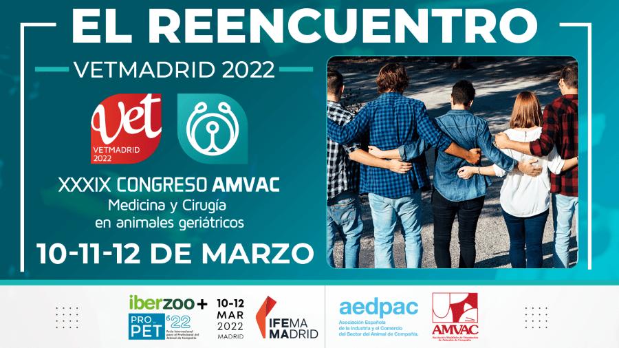 Vetmadrid 2022: El reencuentro