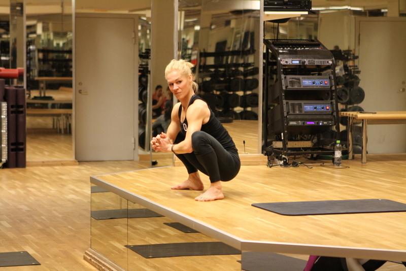 Cecilia Gustavsson och soma move