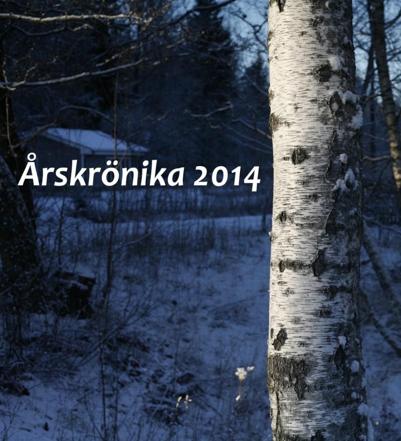 Årskrönika 2014