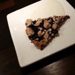Glutenfri blåbärspaj