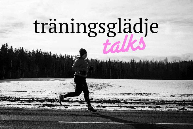 träningsglädje talks