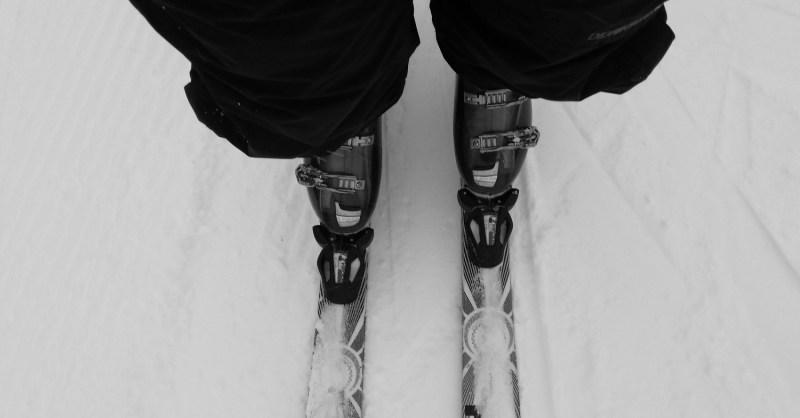 Åre - åka skidor. Skistar
