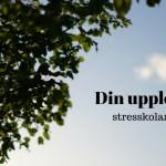 stresshantering stresskolan