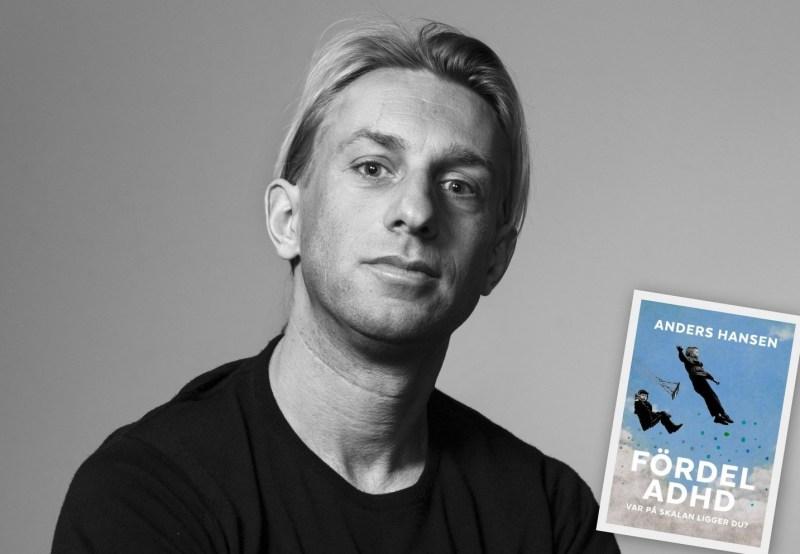 Anders Hansen Fördel adhd
