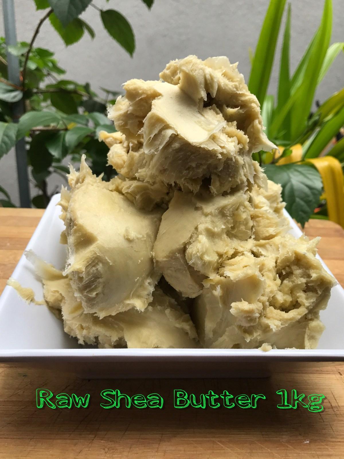raw shea butter in wholesale