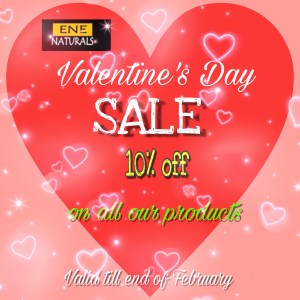 Valentine's sales coupon